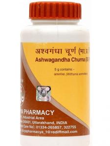 Patanjali ashwagandha churna