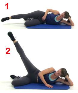 Aspect leg lifts For butt Enlargement