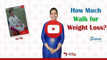 How Much Walk